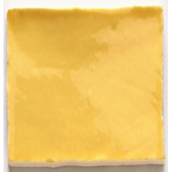 Spaans witje YELLOW 13x13cm