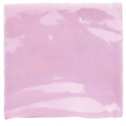 Spaans Witje PINK 13x13cm